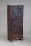 Spanish Cupboard, 18th Century Mexican Door Panel & Hardware, Rituals Gallery